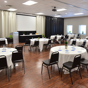 Metropolis Banquet Hall with reception style seating